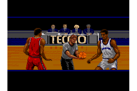 Tecmo Super NBA Basketball Game Download | GameFabrique