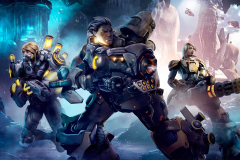 Firefall is dead, shuts down tomorrow - Polygon