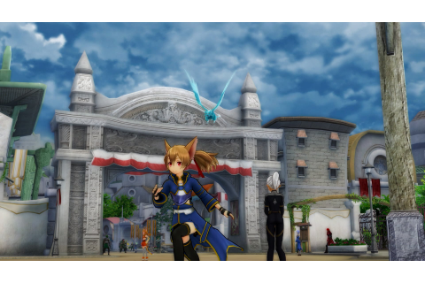 Sword Art Online: Lost Song »FREE DOWNLOAD | CRACKED-GAMES.ORG