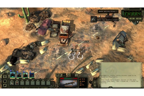 Wasteland 2 Review - YouTube