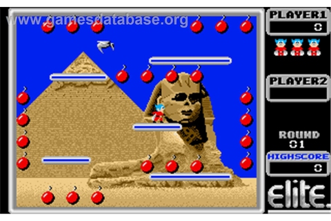 Bomb Jack - Atari ST - Games Database