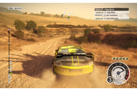 MiikaHweb - Game : Colin McRae: DiRT 2