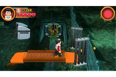 Lego Harry Potter Years 5-7 PSP Gameplay - YouTube
