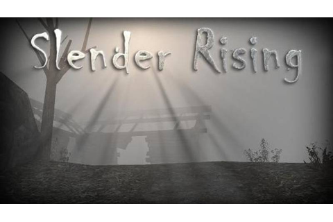 Slender Rising Full APK Android Game Free Download