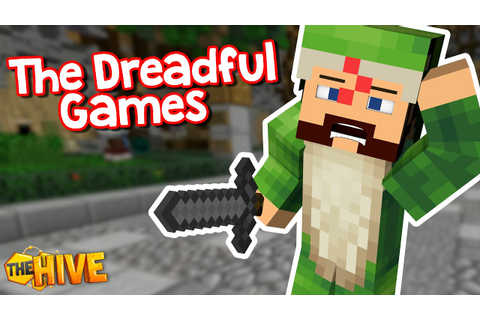 Minecraft - THE DREADFUL GAMES (The Hive Survival Games ...