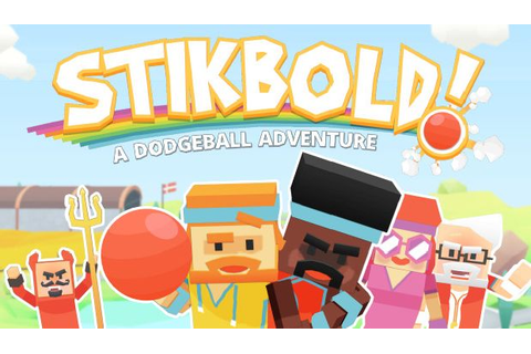 Stikbold! A Dodgeball Adventure Free Download PC Games ...