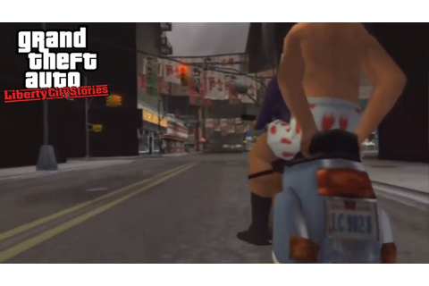 Scooter Shooter - GTA: Liberty City Stories Side-Mission ...
