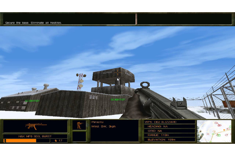 Delta Force 2 Classic Game - YouTube