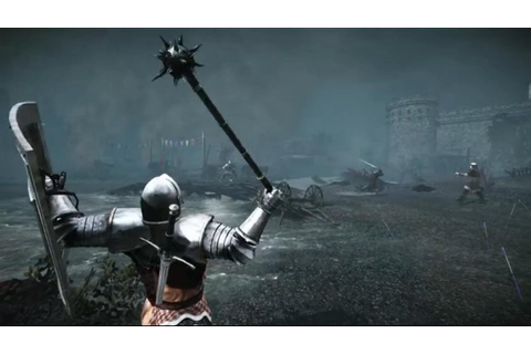 Chivalry: Medieval Warfare Gameplay part 1 - Thanks Steam ...