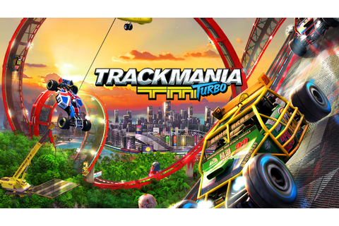 Trackmania® Turbo Game | PS4 - PlayStation