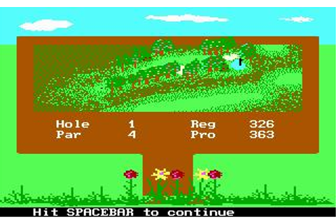 Mean 18 Download (1986 Sports Game)