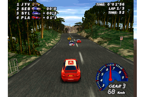 V-Rally Edition '99 Download Game | GameFabrique