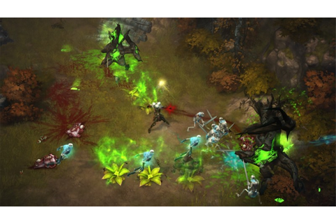 Diablo III Rise Of The Necromancer DLC Launches Next Week ...