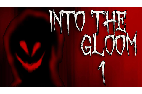 Into the Gloom [1] - SCARY PIXELATED HORROR GAME - YouTube