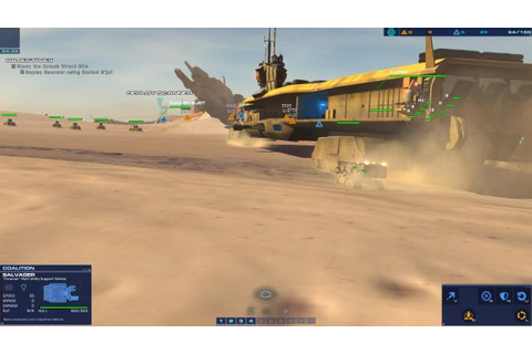 Homeworld: Deserts of Kharak is a small game in a big ...