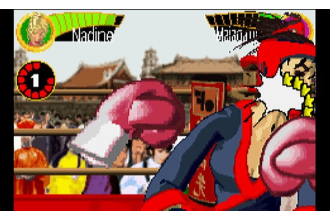 Play Boxing Fever • Game Boy Advance GamePhD