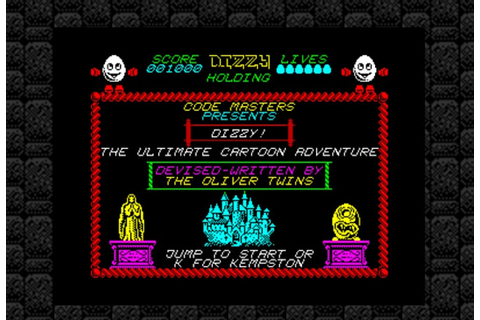 Indie Retro News: The Dizzy Fansite - Play EVERY Dizzy ZX ...