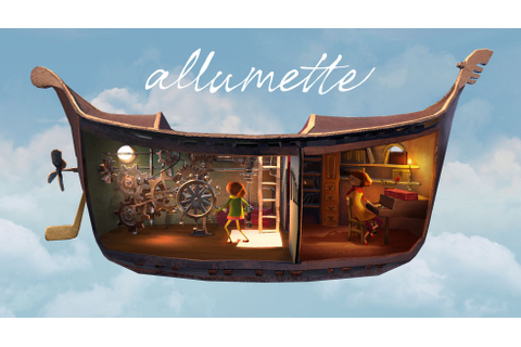 Allumette taps into the raw emotion of virtual space | The ...