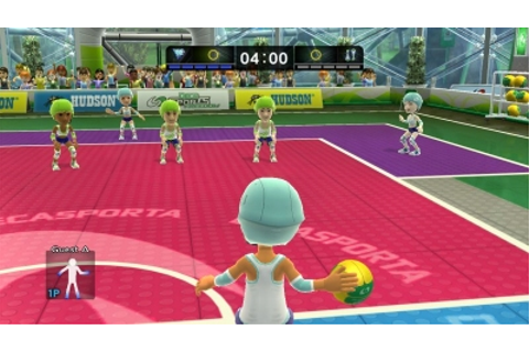 Sports Island Freedom 360 Kinect Review | Family Gamer