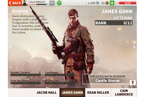 Brothers in Arms 3: Sons of War for Android - Download
