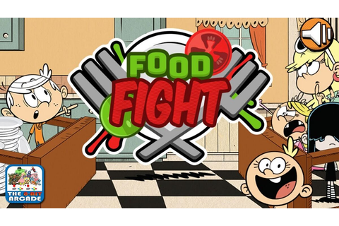Food Fight - Crappy Games Wiki Uncensored