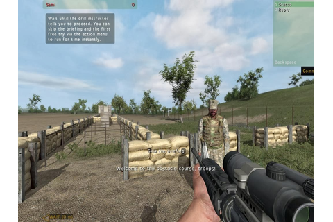 Arma Armed Assault Game - Free Download Full Version For Pc