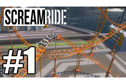 Screamride - Walkthrough Gameplay Part 1 - Xbox One [ HD ...