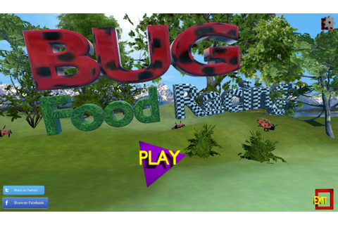 Fun Bug Race Game, you're not the driver, you are not a ...
