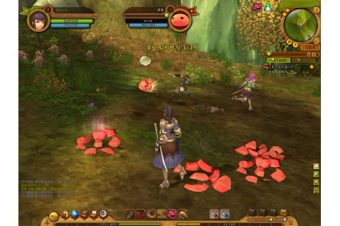 Ragnarok Online 2: Legend of the Second Sword : Ragnarok ...