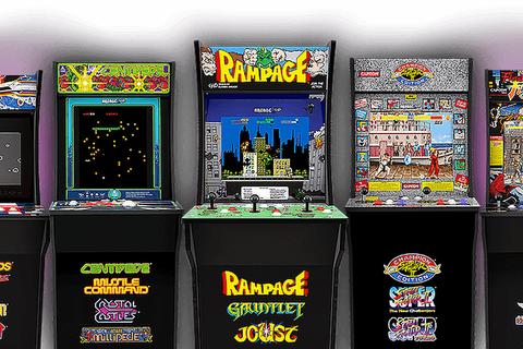 Capcom Arcade Cabinet All In One Pack Games List | Review ...