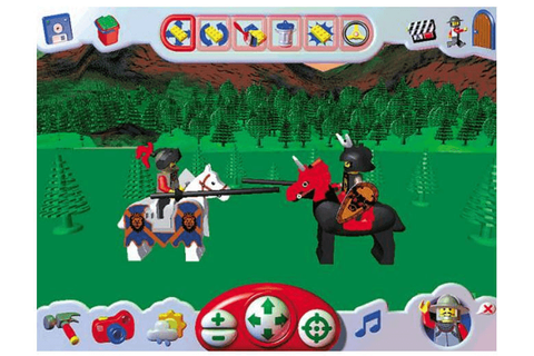 LEGO Creator Knights' Kingdom Software Informer: Screenshots