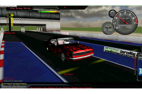Best Drag racing game around - YouTube