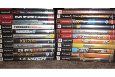 The Best PlayStation 2 (PS2) Games