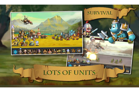 Knights vs Orcs for Android - APK Download