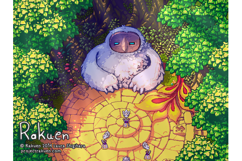 Rakuen Interview with Developer Laura Shigihara - GameCloud