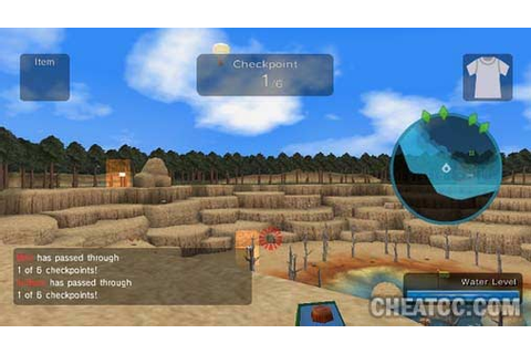 Water Warfare Review for Nintendo Wii