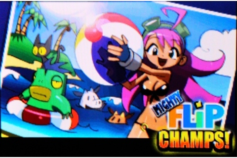 Mighty Flip Champs by Sagazcg on DeviantArt
