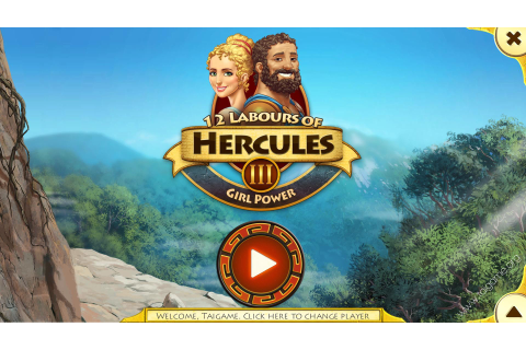 12 Labours of Hercules III: Girl Power - Download Free Full Games ...