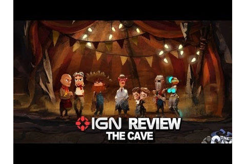 The Cave Video Review - YouTube