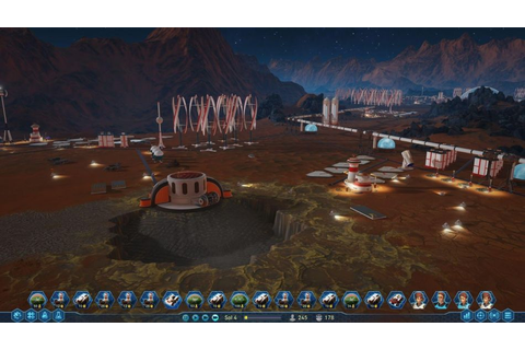 Sci-fi city builder 'Surviving Mars' to release in Spring ...