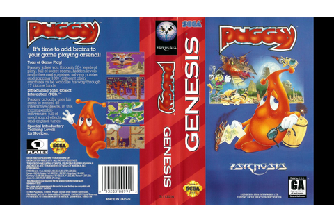 [SEGA Genesis Music] Puggsy - Full Original Soundtrack OST ...