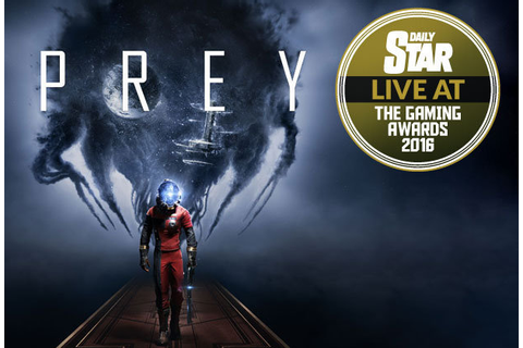 Prey new trailer from The Video Game Awards 2016 - Watch ...