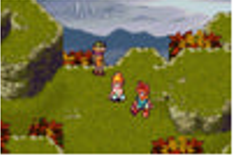 Chrono Trigger: Crimson Echoes SNES Super Nintendo Game