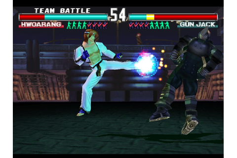 Download Tekken 3 Game Full Version For PC | 32MB - A2Z Blog