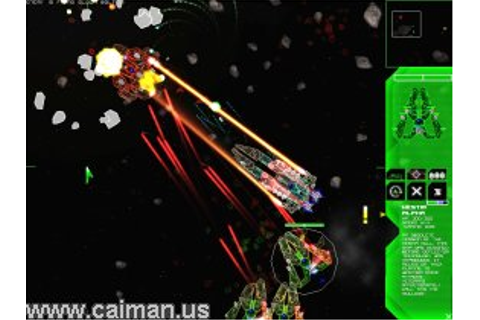 Caiman free games: Battleships Forever by Sean th15 Chan.