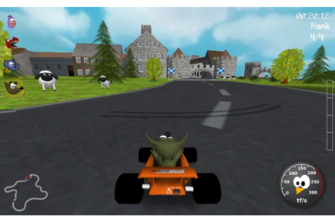 Download SuperTuxKart 0.7.3
