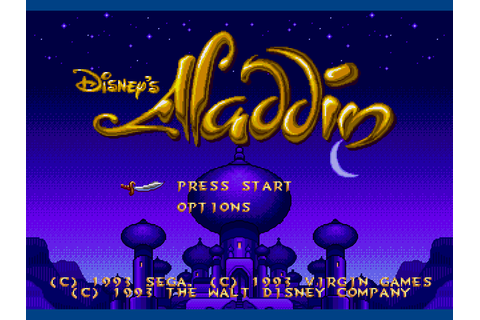 Aladdin Download Game | GameFabrique