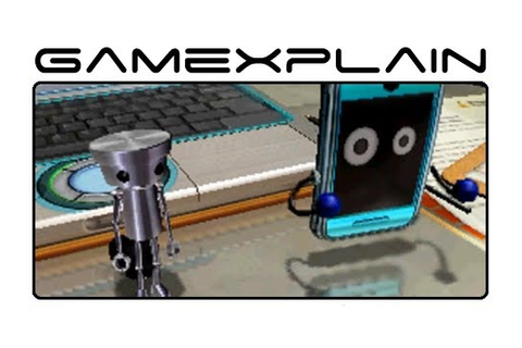 Chibi-Robo Photography Game & Watch (Nintendo 3DS Video ...