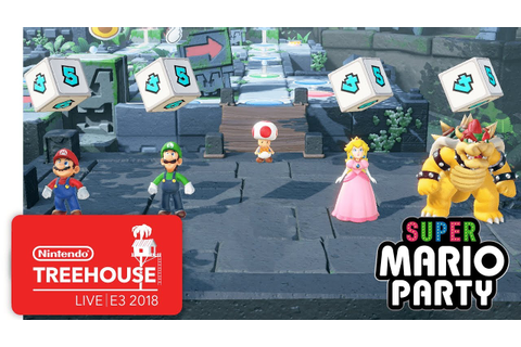 Super Mario Party Release Date, Gameplay, Trailer, Story ...