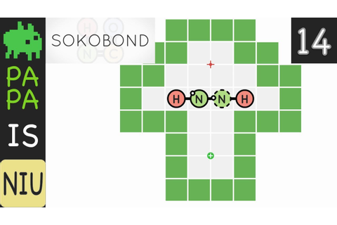 Sokobond gameplay ep 14 - YouTube